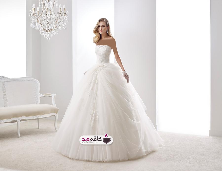 مدل لباس عروس Nicolespose