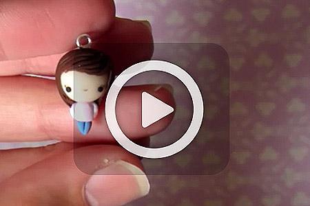 فیلم آموزش ساخت عروسک خمیری 1
