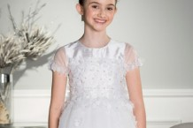 مدل لباس عروس دخترانه Roco