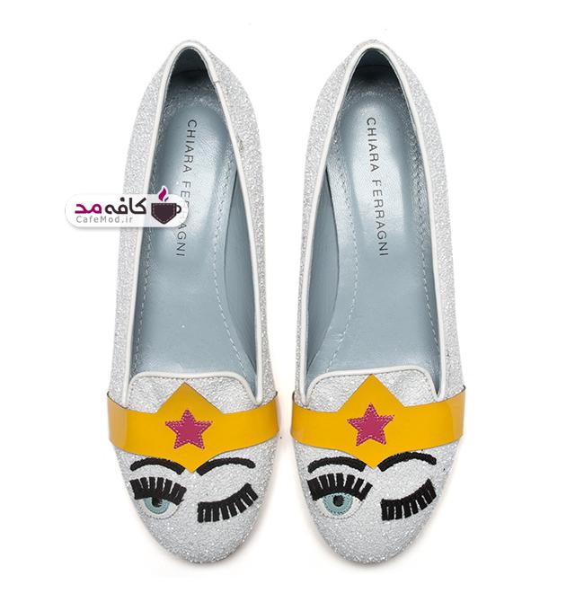 مدل کفش زنانه Chiaraferragni