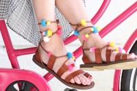 آموزش تزیین کفش