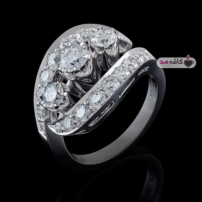 مدل انگشتر عروس