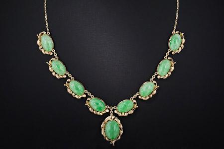 مدل جواهرات برند Langantiques 10