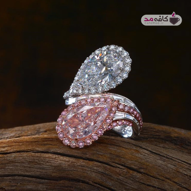 مدل انگشتر جواهر
