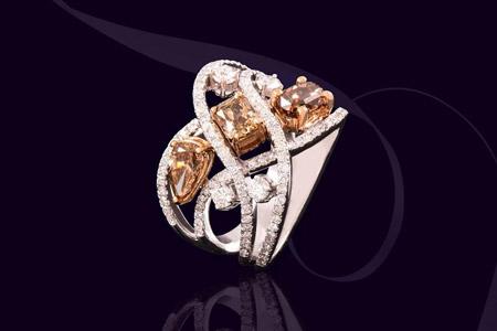 مدل طلا و جواهرات Moukarzel 9