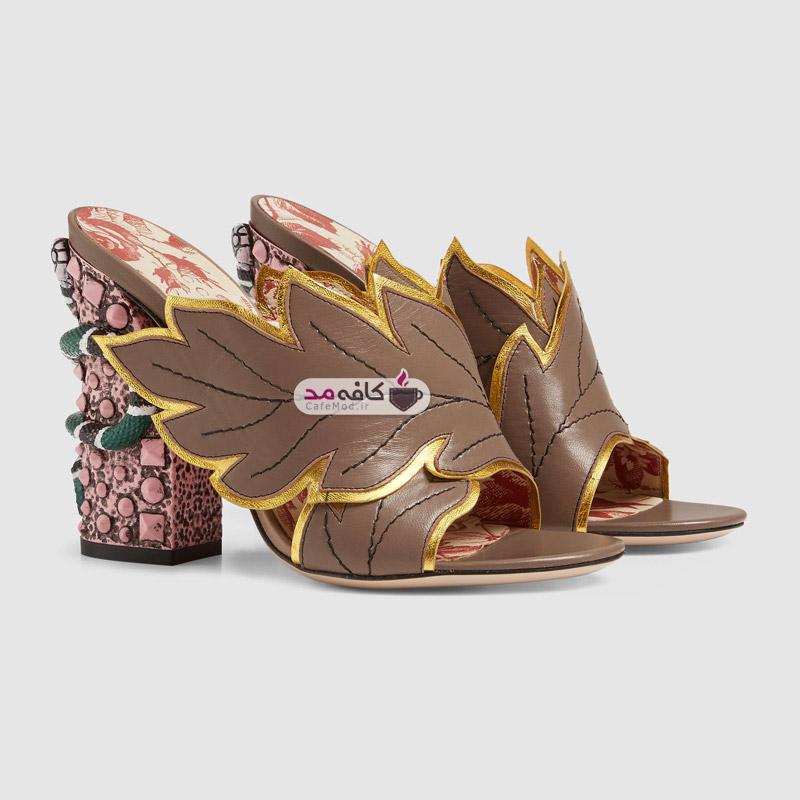 مدل کفش زنانه Gucci
