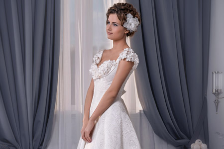 مدل های جدید لباس عروس 10