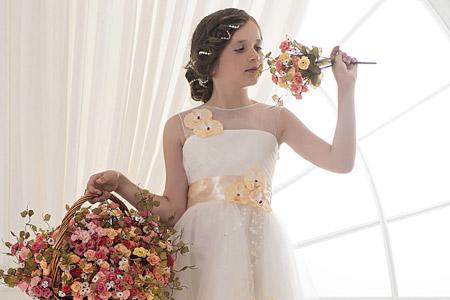 مدل لباس دخترانه Silviamo