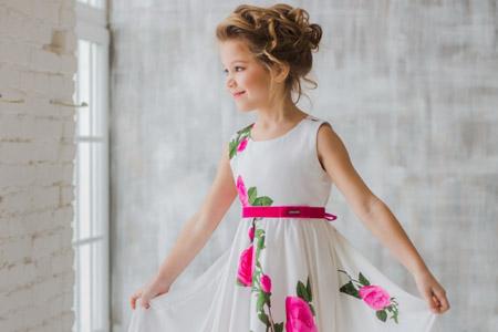 مدل لباس مجلسی جدید دخترانه 10
