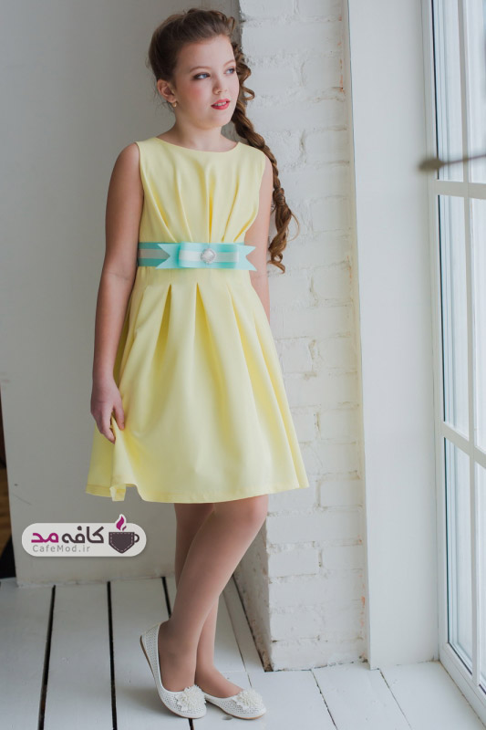 مدل جدید لباس دخترانه