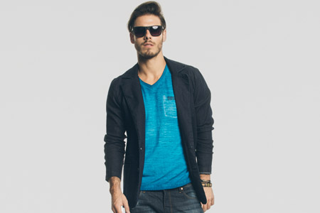 مدل لباس اسپرت مردانه 10