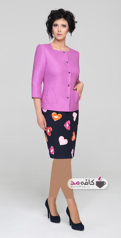 مدل شلوار کوزه ای کافه مد | مدل لباس مجلسی زنانه Gizart