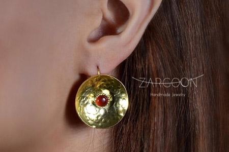 مدل زیورآلات ایرانی Zargoon Jewelry 16