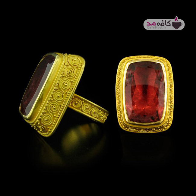 مدل زیورآلات Cayen Jewelers