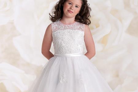 مدل لباس عروس دخترانه 2