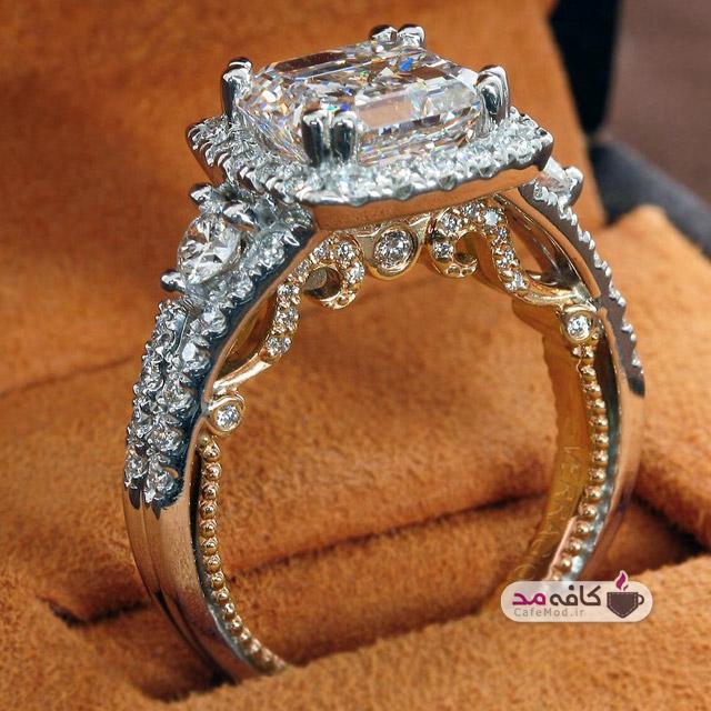 مدل انگشتر ازدواج زنانه