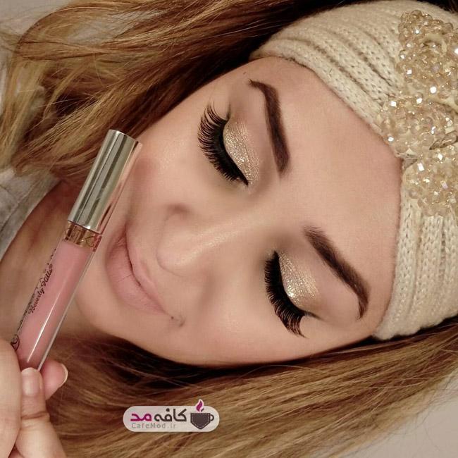 مدل آرایش عربی جدید