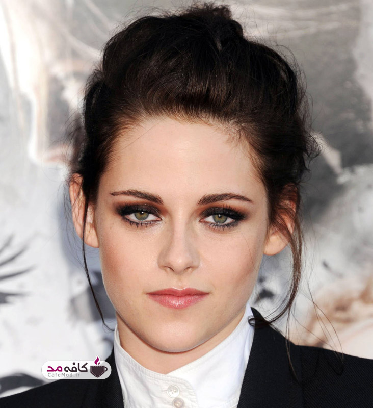 مدل آرایش Kristen Stewart