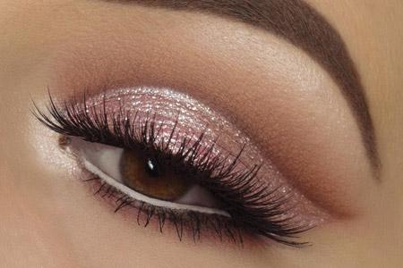 آرایش چشم حرفه ای 11