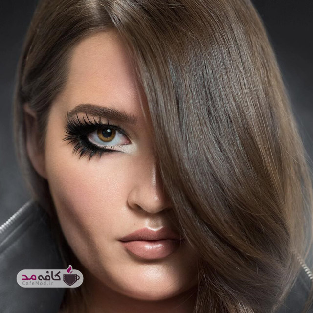مدل آرایش فشن