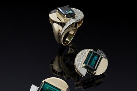 مدل طلا و جواهرات Argentov 10