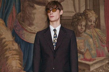 مدل لباس مردانه Gucci Embraces 10