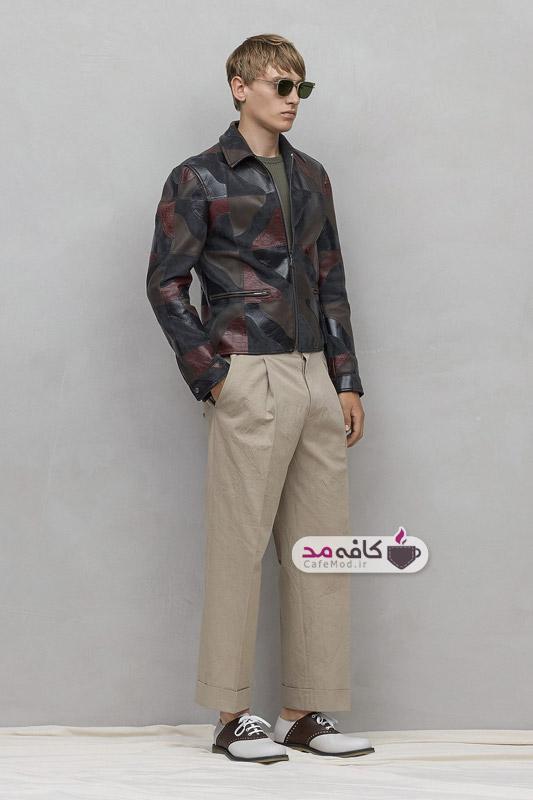 مدل لباس مردانه Bottega Veneta