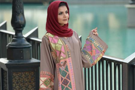مدل مانتو مجلسی New Hijab 10
