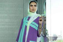 مدل مانتو ایرانی Organza