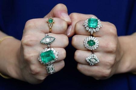 مدل طلا و جواهرات جدید 10