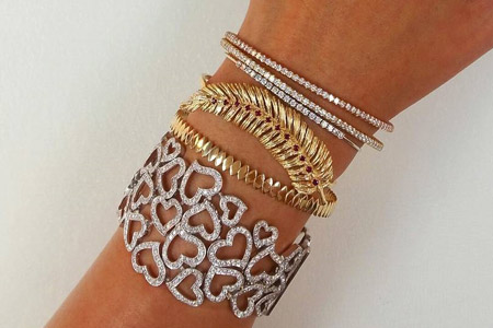 مدل جواهرات Dana Seng