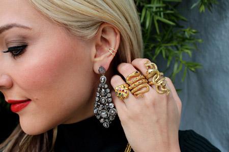 مدل زیورآلات Thalia Jewelry