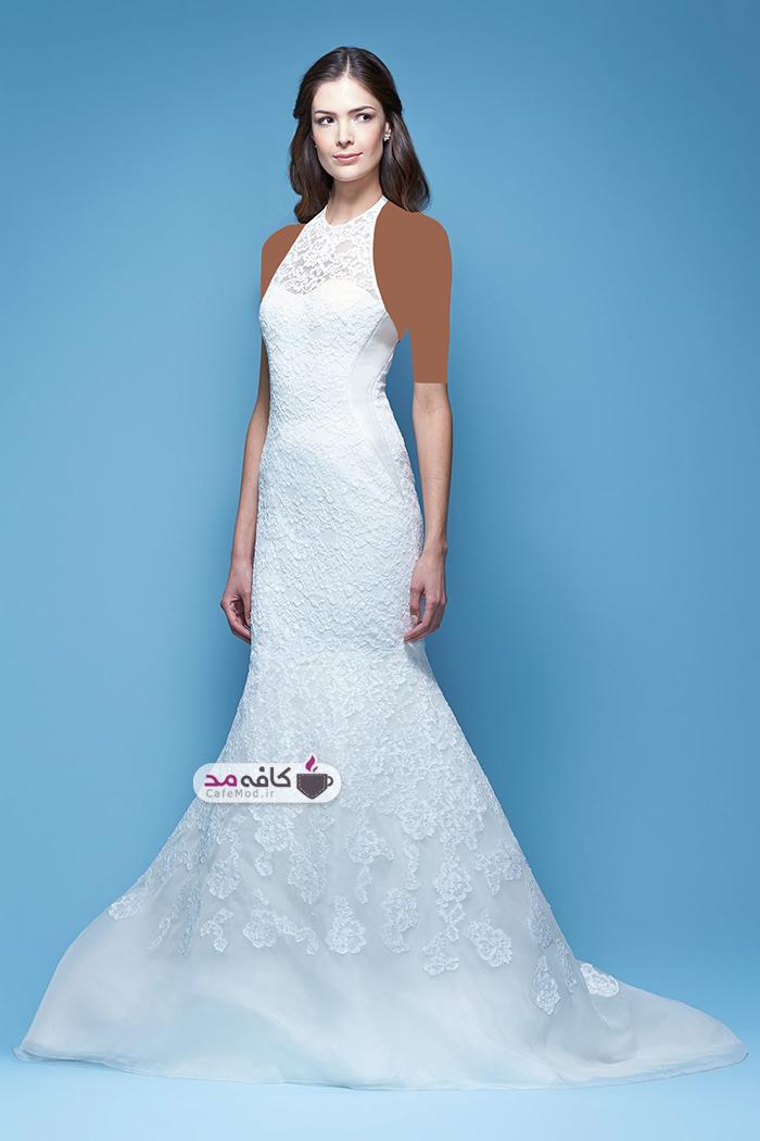 مدل لباس عروس Carolinaherrera