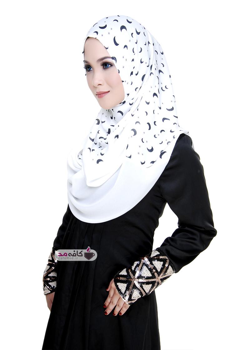 مدل روسری زنانه Secret
