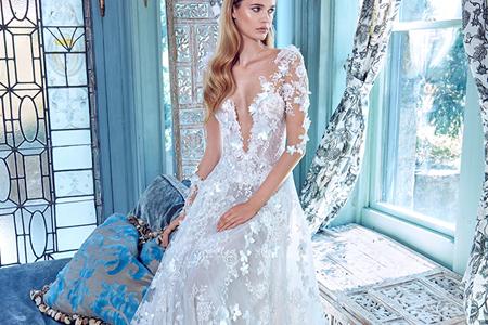 مدل لباس عروس جدید 7