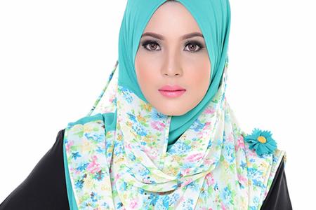 مدل روسری و شال زنانه 10