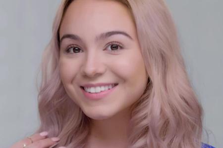 فیلم آرایش صورت برای مبتدی