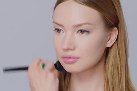 فیلم آموزش آرایش صورت