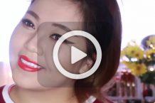 فیلم آموزش آرایش صورت فانتزی