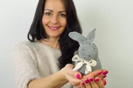 فیلم آموزش عروسک خرگوش