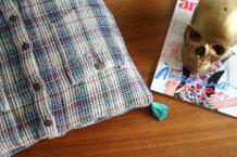 آموزش تصویری دوخت کوسن با پیراهن