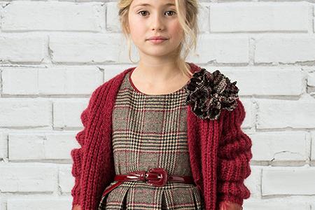 مدل لباس پاییزه دخترانه 10