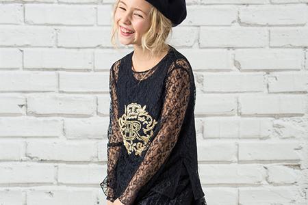 مدل لباس پاییزه دخترانه 1