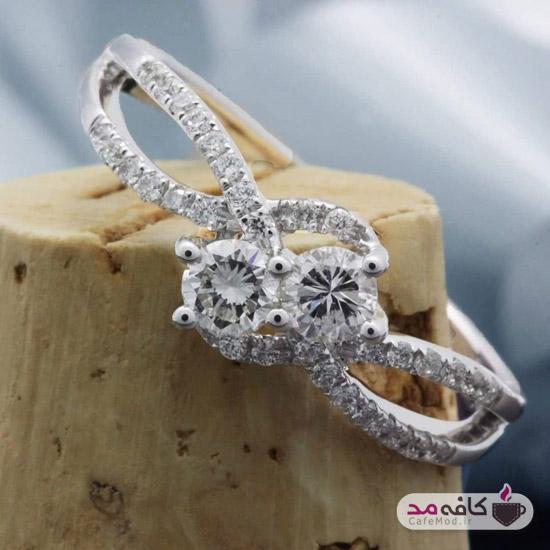 مدل انگشتر و حلقه عروس