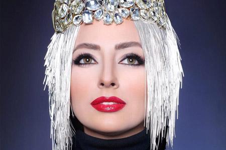 مدل آرایش بازیگران زن ایرانی 10