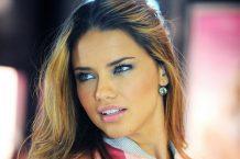 مدل آرایش Adriana Lima