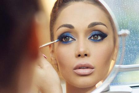 مدل آرایش الناز گلرخ 13