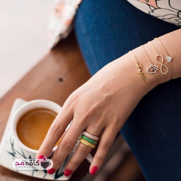 مدل انگشتر مدل دستبند