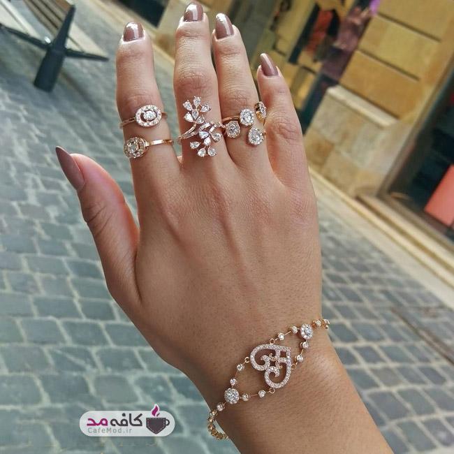 مدل دستبند مدل انگشتر