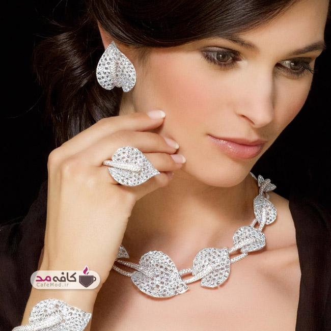 مدل جواهرات برلیان